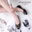 รองเท้าคัทชูส้นแบน หนังแก้ว(สีดำ) thumbnail 4