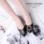 รองเท้าคัทชูส้นแบน หนังแก้ว(สีดำ) thumbnail 3