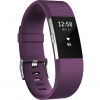Fitbit Charge 2 Plum Small รับประกันศูนย์ 1 ปี
