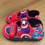 รองเท้า Captain สีแดง