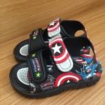 รองเท้า Captain สีดำ