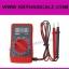ดิจิตอล มัลติมิเตอร์ UNI-T UT20B Digital LCD Palm Size Auto Range Multimeter DC AC Ohm thumbnail 1