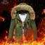 เสื้อกันหนาว PAKA : ฮู๊ดถอดขนได้ ใส่ได้ทั้งชาย และ หญิง thumbnail 51