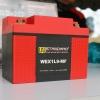 แบตเตอรี่ลิเธียม W-Standard รุ่น WEX1L9-MF (W-Standard Lithium Battery WEX1L9-MF)