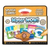 Melissa and Doug Water Wow Splash Card: Shape Color Numberชุดแฟลชการ์ดระบายด้วยน้ำ