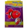 Uni ดินน้ำมัน แป้งโดว์ Genius Shop Kiddy Fish(Clownfish-ปลาการ์ตูน) ดินน้ำมัน Modeling Clay