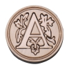AA Sealing Wax Classic Wax Seal Stamp Alphabet Letter (Intl)