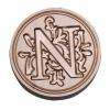 AN Sealing Wax Classic Wax Seal Stamp Alphabet Letter (Intl)