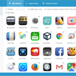 iFunbox v4.0 2016 - 2017 (โปรแกรมจัดการข้อมูลบนบนอุปกรณ์ Apple) Free Download