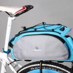 กระเป๋าทัวริ่ง ROSWHEEL BIKE270 สีฟ้า