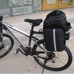 กระเป๋าทัวริ่ง กระเป๋าจักรยานBIKE201