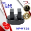 PRO F4 แบตเทียบและแท่นชาร์จ Fuji NP-W126 X-PRO1 X-PRO2 XA1, XA2 XA3 XT10 thumbnail 1